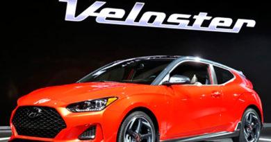 Новый Hyundai Veloster представлен в Детройте