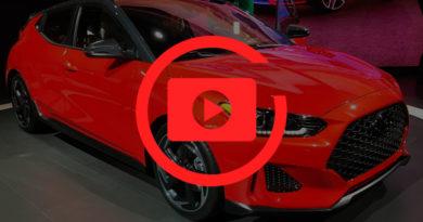 Официальное видео с премьеры Hyundai Veloster
