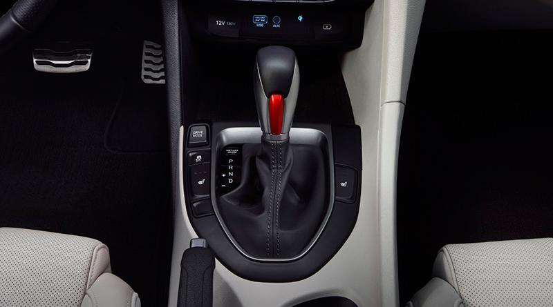 2019 Hyundai Veloster transmission