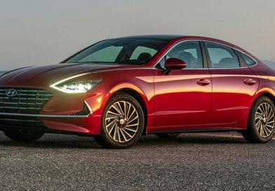 Hyundai Sonata 2020 Hybrid поступил в продажу в США по цене от 27 750$