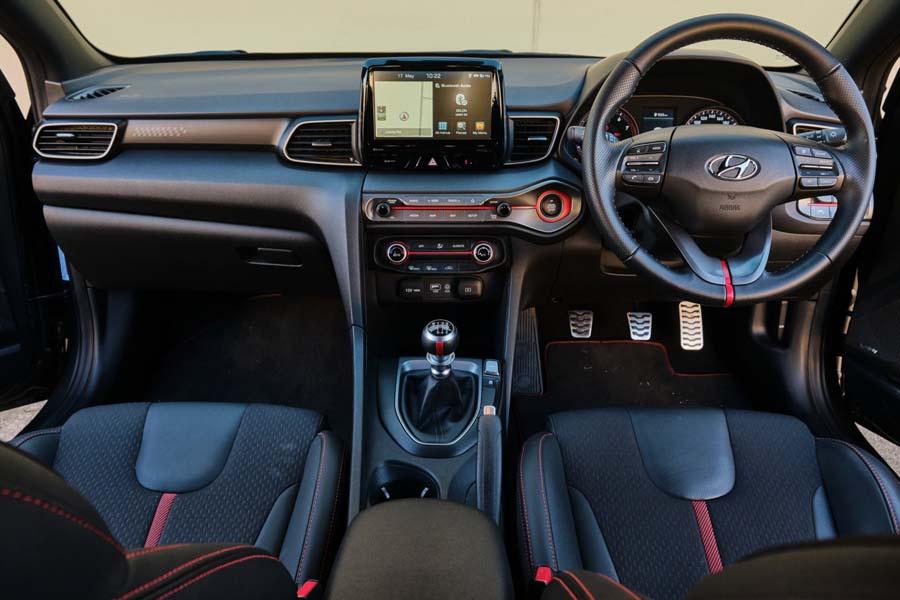 Hyundai Veloster Turbo 2020