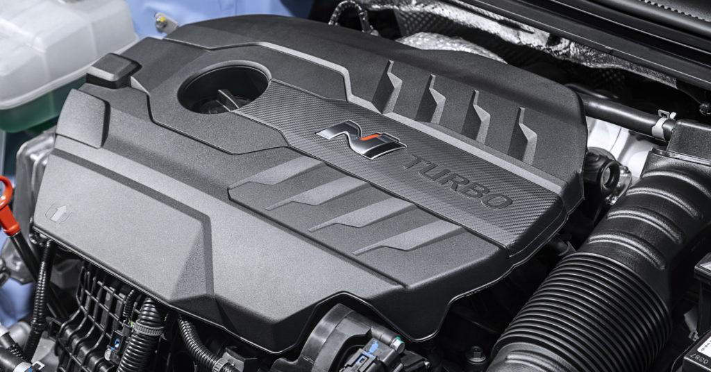 Hyundai N разрабатывает 2,3-литровый мотор с турбонаддувом