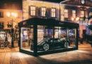 Bugatti La Voiture Noire стоимостью $13 млн — самое дорогое рождественское украшение на планете