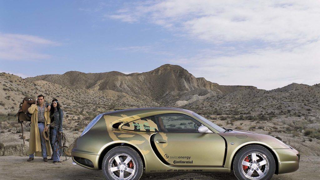 Porsche Rinspeed Бедуин