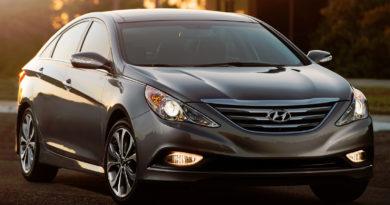 Hyundai Sonata мощностью 512 л.с.