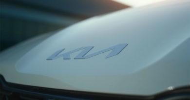 Новый кроссовер Kia CV