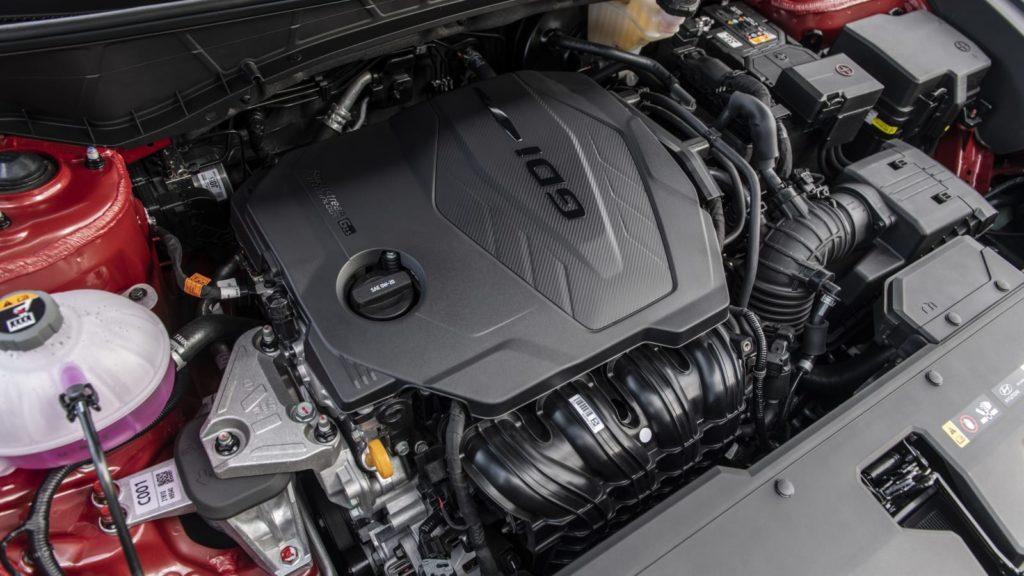 Новый Hyundai Tucson - небольшой обзор